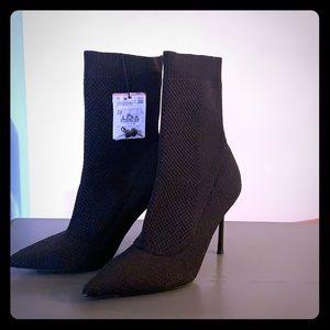 Zara Booties.